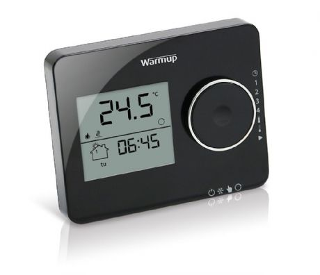 Electric Underfloor Heating | Buy Warmup Tempo Thermostat
